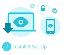 install and set mspy up