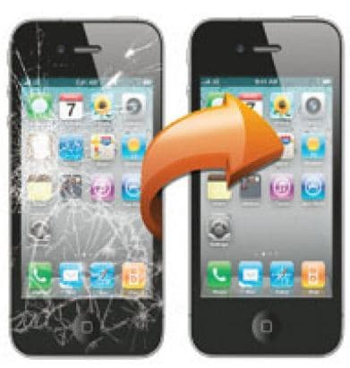 LCD-Bildschirm ersetzen