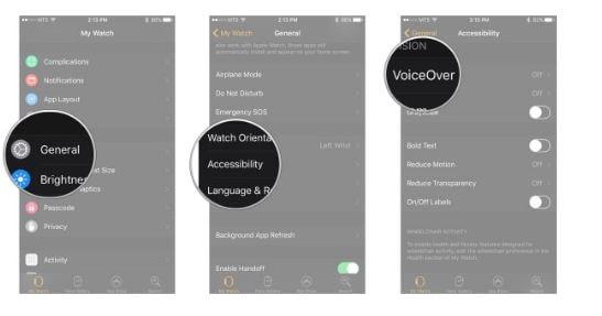 إيقاف صوت ساعة apple من iphone