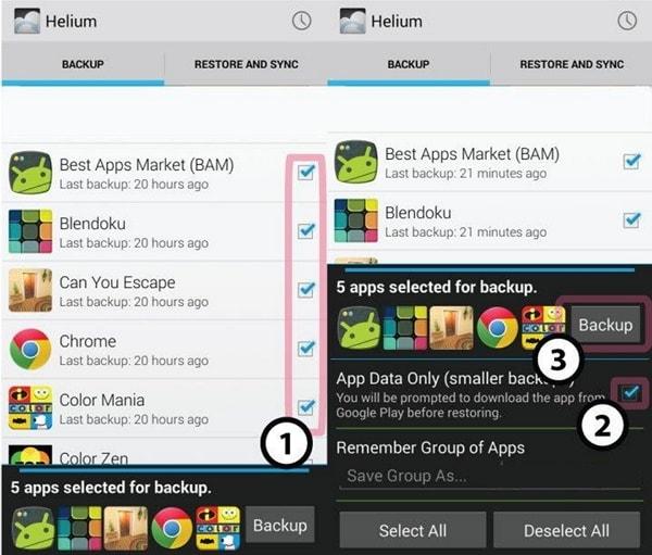 transfer apps