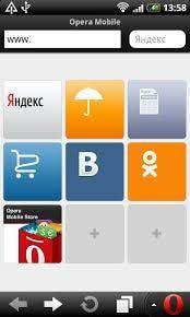 Transfer Apps to Your New Phone-Opera Mobile Store