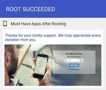 Cloud Root rooting ended