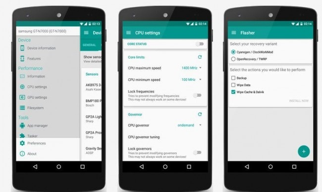 Top Android Root App: Device Control