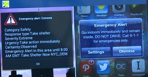 disable Android Alerts from a third app