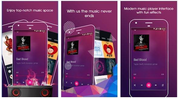music app for S9/S20 - S9/S20 music