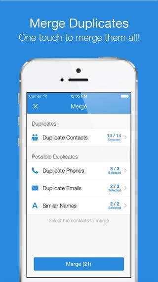 Top 12 Iphone Contact Manager Apps Dr Fone