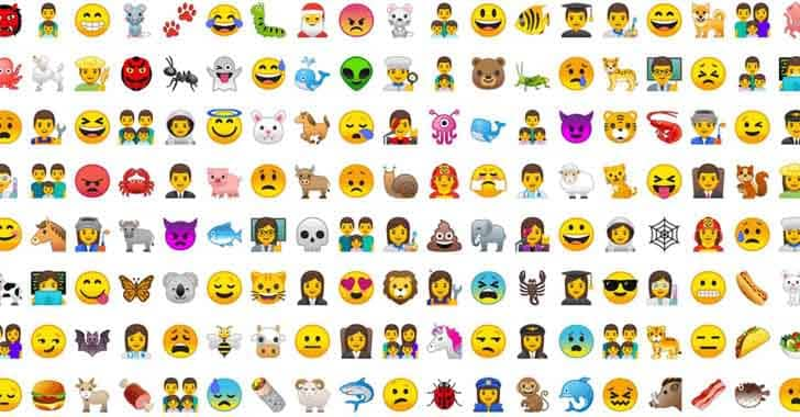 new emojis in android oreo