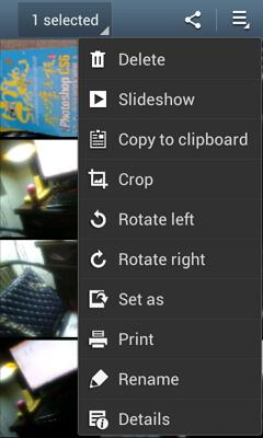 android image manager