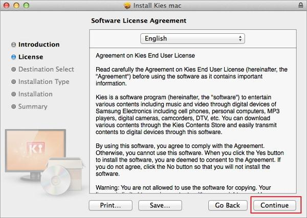 download and install kies for mac-Select a language