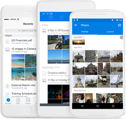 تطبيق نقل الصور مجانًا