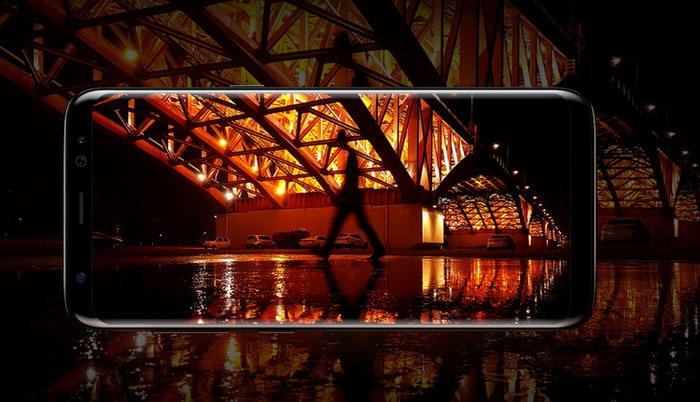 manage photos on samsung galaxy s8