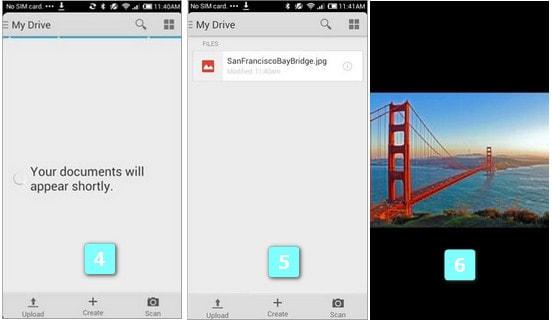wifi-dateiübertragung android auf pc