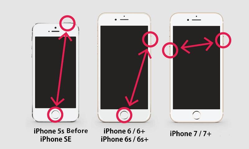 iphone startet nicht - iPhone 6 auf Werkseinstellungen zurücksetzen