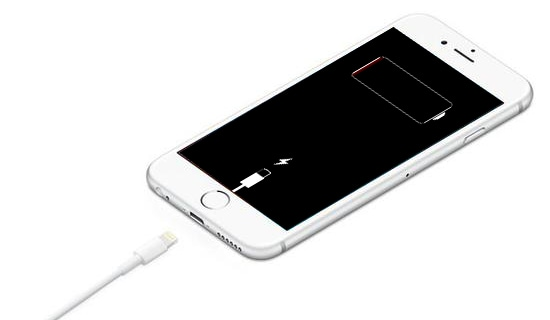 iphone wont turn on-Charge your iPhone