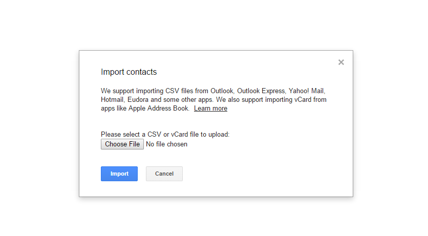 sync contacts from android to gmail-imported contacts into your Gmail account