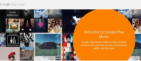 transfer music from iphone to android-download Google Music Manager