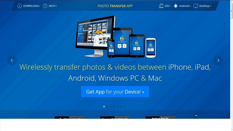 how to transfer photos from android to iphone-Photo Transfer