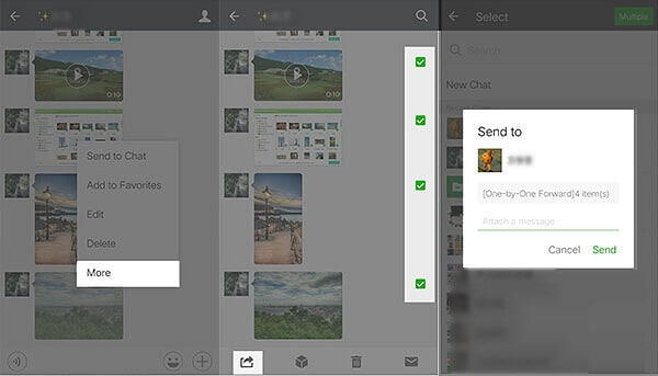 save wechat video from phone to pc
