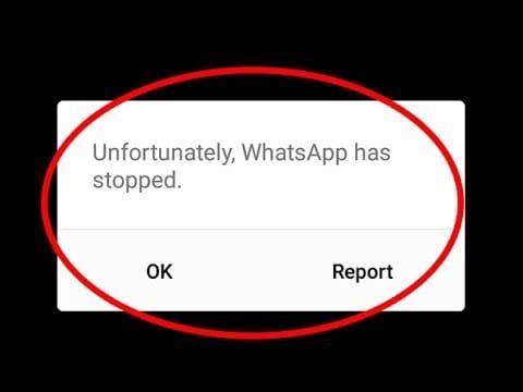 ios12whatsappالمشاكل والحلول – انهيار الواتساب على iOS 12
