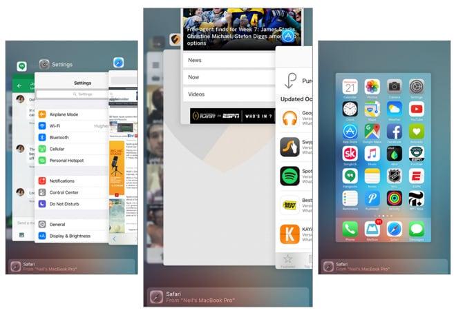 ios12whatsappالمشاكل والحلول – اغلاق التطبيق بالقوة