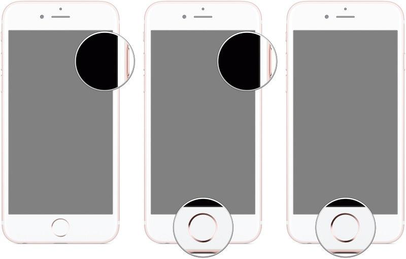 iphone stuck on apple logo ios-12-put iphone 6s in DFU mode