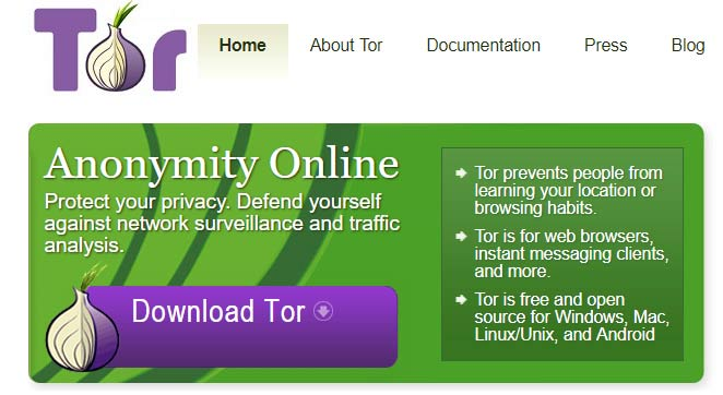 browse dark web using tor