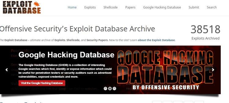 Darknet Hacker Forum - Exploits