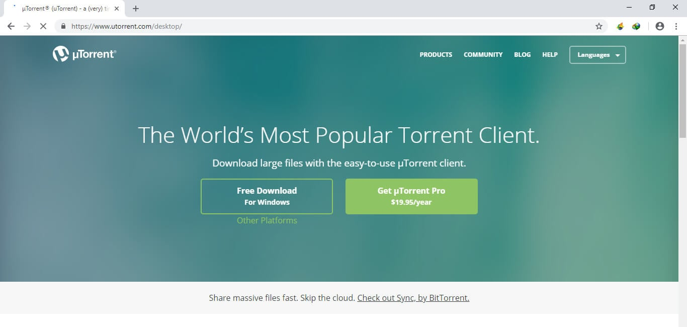 TV-Show Torrent-Downloader