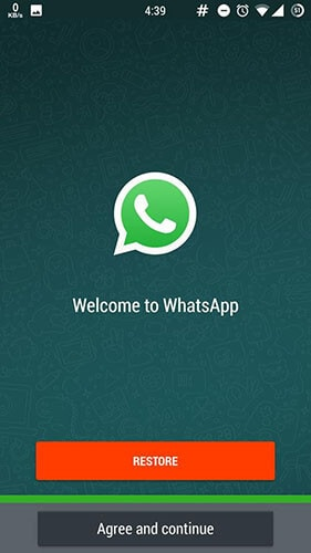 installa gbwhatsapp