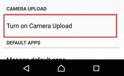 upload photos of S10/S20 to dropbox