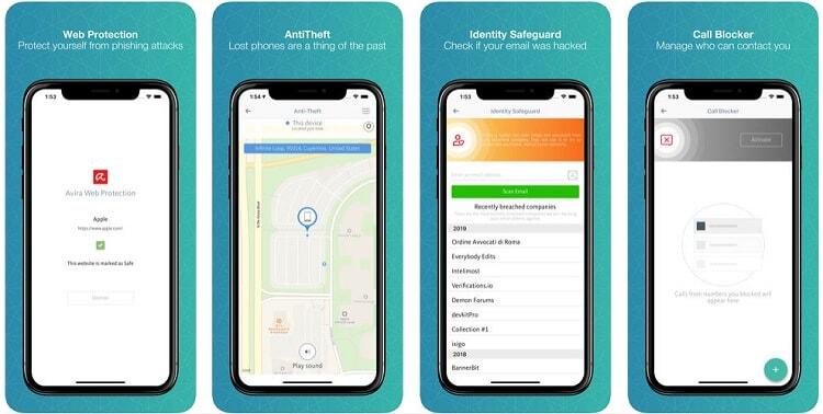 anti spy app - McAfee