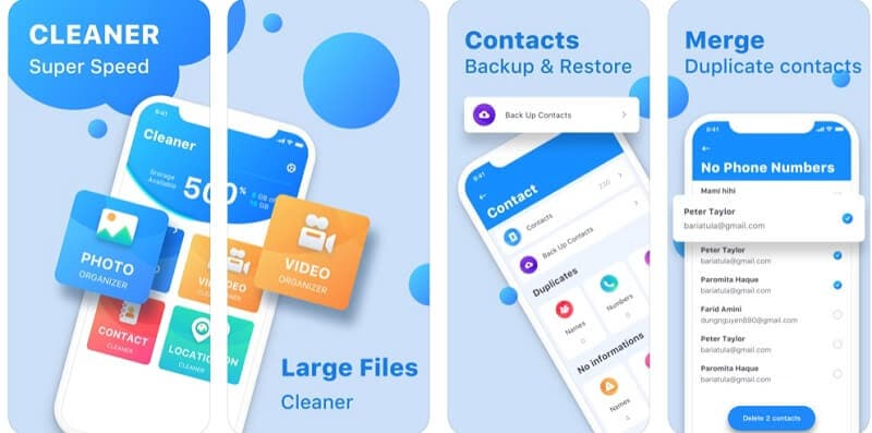 clean master app for ios