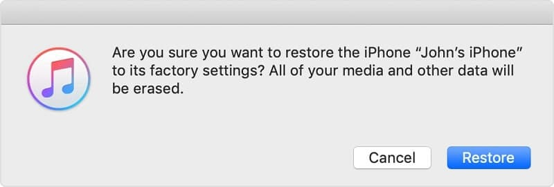 remove cydia - restore from the latest backup