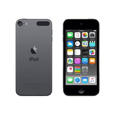 reset ipod touch