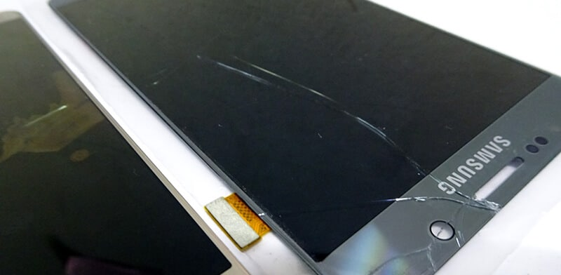 diy screen repair on android