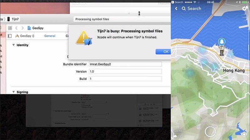 process symbol files
