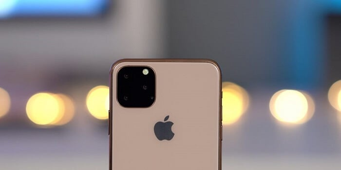 copia de seguridad del iPhone 11