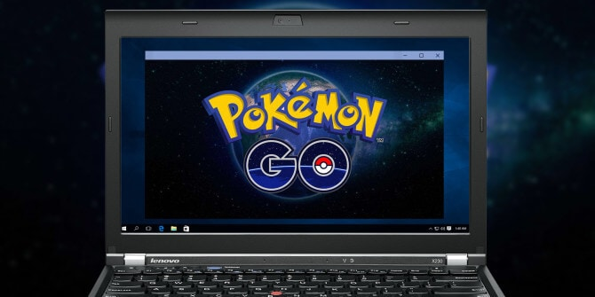 play Pokemon Go on PC via Nox