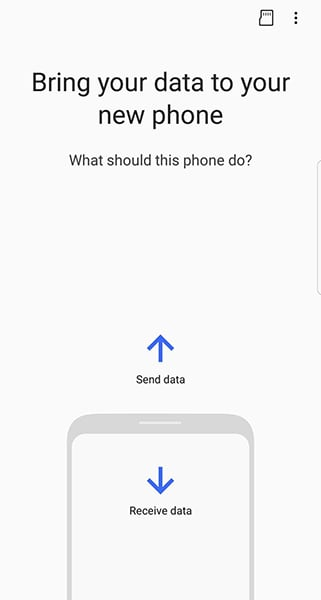 messages transfer by smart switch 1