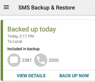 messages transfer by sms backup restore 3