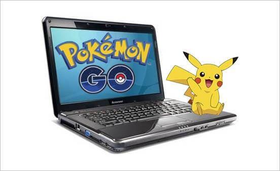 Pokemon Go auf PC spielen