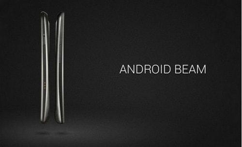 Übertragen von Fotos von Android zu Android per NFC-Fotos wählen