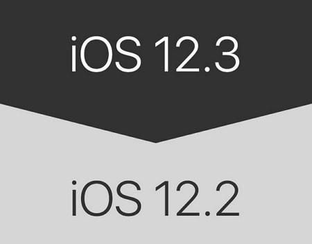 how to undo ios update