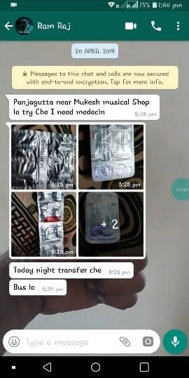 whatsapp business image sichern 14