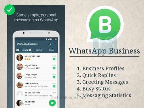 advantages of whatsapp business