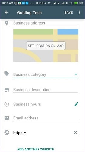 benefits of whatsapp business