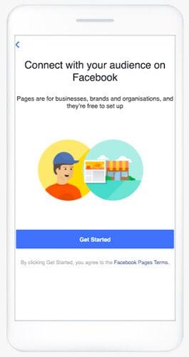 Facebook-Seiten Manager