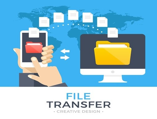 File transfer pc