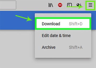 select download