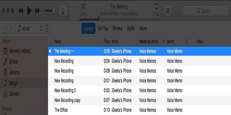 iTunes Transfer1